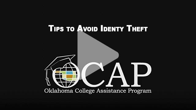 Tips to Avoid Identity Theft video thumbnail.